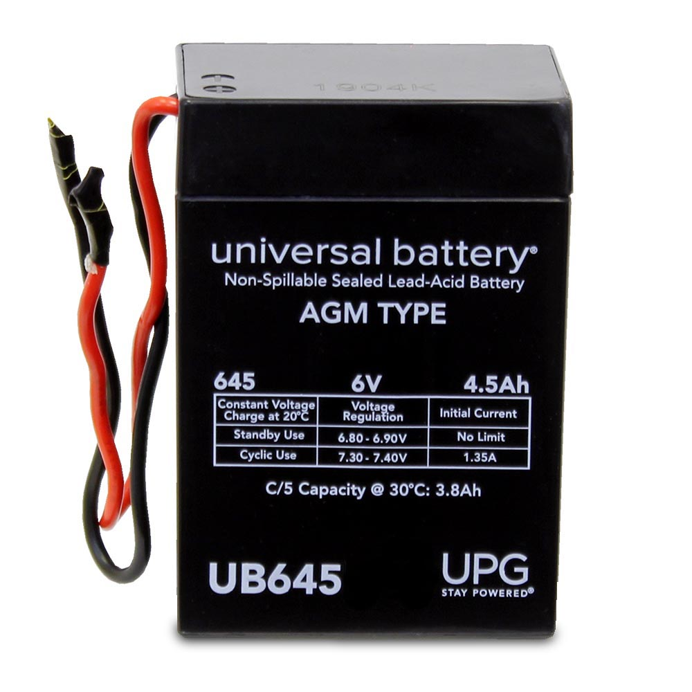 Universal Power Group Stay Powered Sealed Lead Acid Battery Charger Circuit Ub Agm Batteries